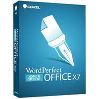 Corel WordPerfect Office X7 Software