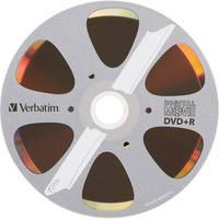 Verbatim DigitalMovie DVD+R 4.7GB/80 Minutes 8x Disc (Pack of 10)