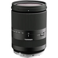 Tamron 18-200mm f/3.5-6.3 Di III VC Lens for Canon EOS M Cameras (Black)