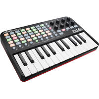 Akai Professional APC Key 25 - Ableton Live Controller with Keyboard