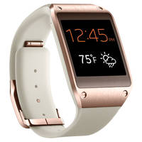 Samsung Galaxy Gear Smartwatch (Rose Gold)