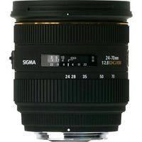 Sigma 24-70mm f/2.8 IF EX DG HSM Autofocus Lens - Canon / Nikon