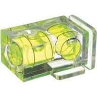Deals on Vello Two Axis Hot-Shoe Bubble Level