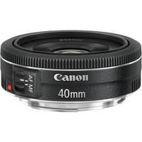 Deals on Canon 6310B002 EF 40mm f/2.8 STM Lens