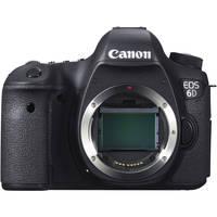 Canon EOS 6D 20MP Full HD Digital SLR Camera Body (Black) + Canon PRO-100 Printer + Photo Paper + Shoulder Bag