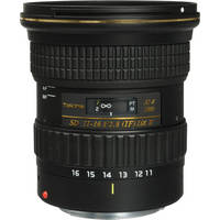 Deals on Tokina AT-X 116 PRO DX-II 11-16mm f/2.8 Lens for Canon EF