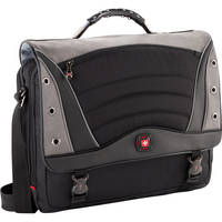 SwissGear Saturn Executive Messenger Bag for 17