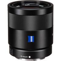 Sony Sonnar T FE 55mm f/1.8 ZA Carl Zeiss Lens for Sony E-Mount - Black