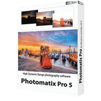 Hdrsoft Photomatix Pro 5.0 Photos Editing Software (Download)