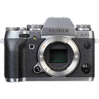 Fujifilm X-T1 16.03MP Full HD 1080p Mirrorless Digital Camera Body (Silver)