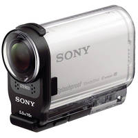 Sony HDR-AS200V 12.8 MP Full HD Action Cam with Wi-Fi & GPS