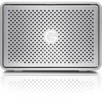 G-Technology G-RAID USB G1 16TB 7200RPM RAID 0 Desktop Network Attached Storage for Windows/Mac (Silver)