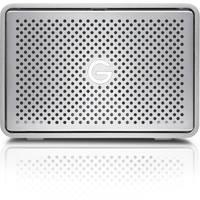 G-Technology G-RAID USB G1 16TB 7200RPM RAID 0 Desktop Network Attached Storage for Windows/Mac (Silver)