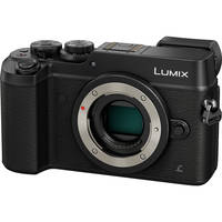 Panasonic Lumix DMC-GX8 20MP 4K Mirrorless Digital Camera Body