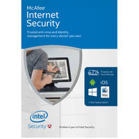 McAfee 2016 Internet Security Unlimited Device