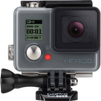 GoPro HERO+ Wi-Fi Enabled HD Action Camcorder - Refurbished