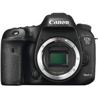 Canon EOS 7D MARK II 20.2MP Full HD 1080p Digital SLR Camera Body