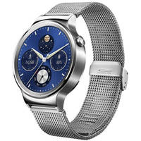 Huawei 42mm Stainless Steel Mesh Band Smart Watch