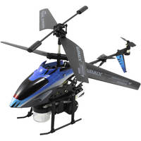 Swann Bubble Bomber RC Helicopter with 2.4GHz Wireless Remote Control