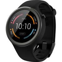 Motorola Moto 360 Sport 45mm Smartwatch with Silicone Band (2nd Gen) - Refurbished