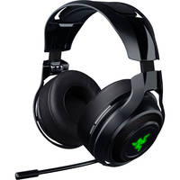 Razer ManO'War 7.1 Surround Sound On-Ear Wired Gaming Headphones (Black)
