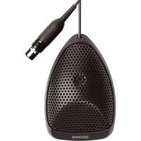 Shure MX391/C - Cardioid Condenser Mic (Black)