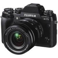 Fujifilm X-T1 16.3MP Full HD 1080p Wi-Fi Mirrorless Digital Camera with 18-55mm Lens
