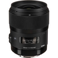 Deals on Sigma 35mm f/1.4 DG HSM ART Lens for Canon