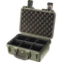 Deals on Pelican iM2100 Storm Case with Padded Dividers