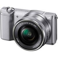 Sony Alpha A5000 20.1MP FHD Camera w/16-50mm Lens