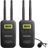 Deals on Saramonic VmicLink5 5.8 GHz SHF Lavalier System and Receiver