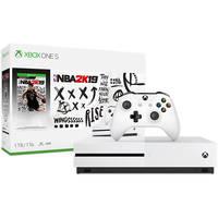 Microsoft Xbox One S 1TB NBA 2K19 Console Bundle