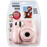 B&HPhotoVideo.com deals on Fujifilm Instax Mini 7S Instant Camera w/10-Pack Film