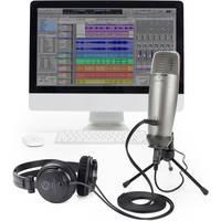 Deals on Samson C01U Pro USB Studio Microphone Recording Pack