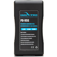 IndiPRO Tools 14.8V 95Wh Lithium-Ion Battery + IndiPRO Tools D-Tap Pro Battery Charger (16.8V, 1A)