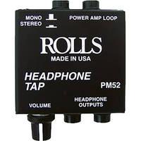 Rolls PM52 - Speaker Level Signal Headphone Tap