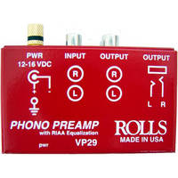 Rolls VP29 - Phono Preamp