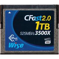 Wise Advanced 1TB 3500x CompactFlash Memory Card