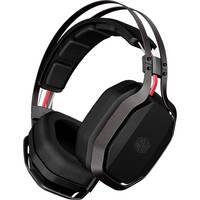 Cooler Master MasterPulse Over-Ear Gaming & Audio Headset w/ Bass FX Technology (Black)