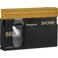 Panasonic AJ-P66M DVCPRO Cassette (Medium)