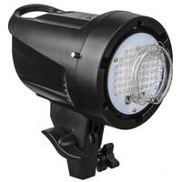 Impact 180Ws Monolight Starter Flash with LED Modeling Light
