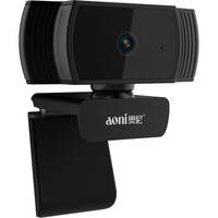 Deals on Aoni A20 Full HD Webcam with Auto Focus