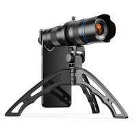 Apexel 20-40x Telephoto Zoom Lens for Smartphones