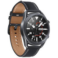 Samsung Galaxy Watch3 GPS Smartwatch (Bluetooth, 45mm, Mystic Black)