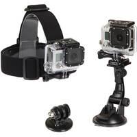 Sunpak Action Camera Accessory Kit