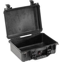 Pelican 1450NF Case without Foam (Black)