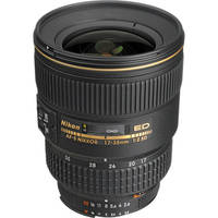 Nikon AF-S Zoom Nikkor 17-35mm f/2.8D ED-IF AF Lens