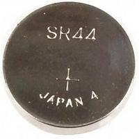 General Brand MS 76 (SR44/EPX76) 1.5v Silver Battery