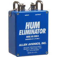 Allen Avionics HEC-2000H Video Hum Eliminator