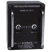 Allen Avionics VIT-50 Isolation Transformer